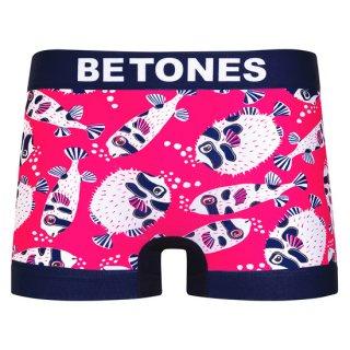 【BETONES】ビトーンズ E-PORCUPINE FISH  ボクサーパンツ  【メンズ】