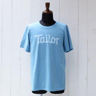 【KAZUKI NAGAYAMA】カズキナガヤマ tailor プリントTシャツ ブルー