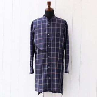 【wegenk】×【Nobuyuki Matsui 】 ウィジェンク×ノブユキマツイ  ロングシャツ