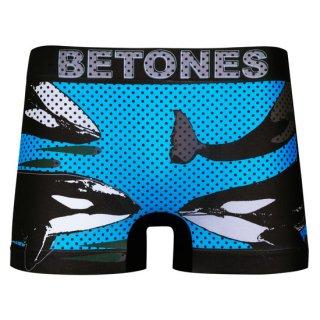 【BETONES】ビトーンズ  ANIMAL 4-2 シャチ ボクサーパンツ【メンズ】