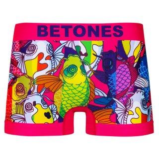 【BETONES】ビトーンズ DINHO2 ボクサーパンツ ピンク  【メンズ】