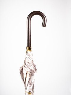 【Pasotti】パソッティ レディース BRIDLES PRINT UMBRELLA  傘