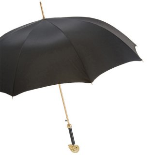 【Pasotti】パソッティ GOLDEN SKULL UMBRELLA 傘