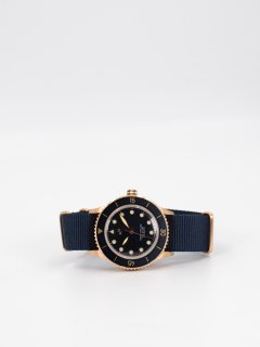999本限定【ABOUT VINTAGE】アバウトヴィンテージ 1926 At'sea AUTOMATIC Rose Gold Blue