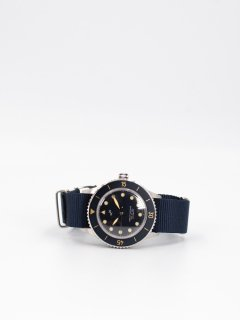 999本限定【ABOUT VINTAGE】アバウトヴィンテージ 1926 At'sea AUTOMATIC Steel Blue