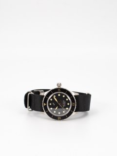 999本限定【ABOUT VINTAGE】アバウトヴィンテージ 1926 At'sea AUTOMATIC Steel Black