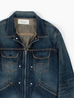 【Azuma.】アズマ CLASSIC DENIM JACKET