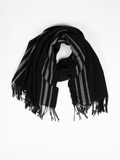 【The Letters】ザ・レターズ BLANKET STOLE - WOOL CASHMERE -