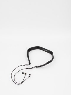 【MASAMI TANAKA】マサミタナカ GLASS CORD Black×Black