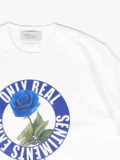 【Azuma.】アズマ BLUE ROSE T-SHIRT