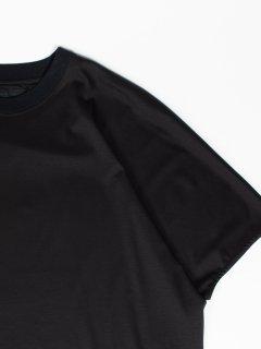 【Nobuyuki Matsui 】 ノブユキマツイ 変形Tシャツ ブラック