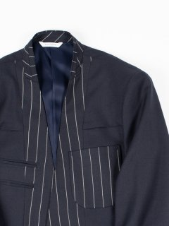 【KAZUKI NAGAYAMA】カズキナガヤマ in side out jacket