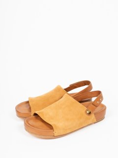 【FEIT】ファイト ONE STRAP SANDAL TAN