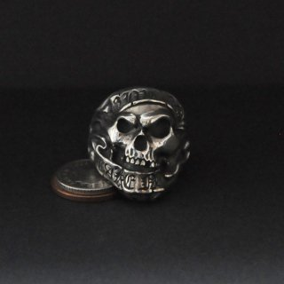 【Rat Race】ラットレース GIVE NO,TAKE NO SKULL RING 1