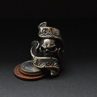 【Rat Race】ラットレース GIVE NO,TAKE NO SKULL RING 3