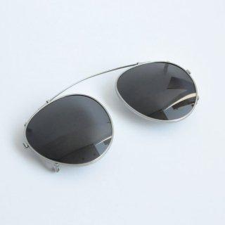 【OLIVER PEOPLES】オリバーピープルズ MP-2/Cクリップ P-GRY シルバー×グレー系レンズ