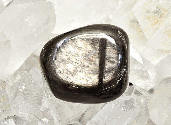 原石<br>ハイパーシーンのタンブル<br>カナダ産