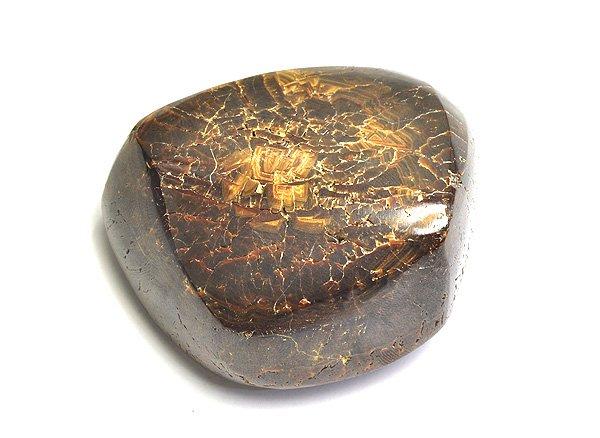 原石<br>バナジナイトのペブル<br>モロッコ産