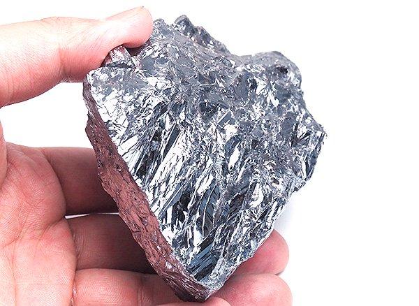 超お買い得!!高純度シリコン!!<br>今話題の高品質テラヘルツ鉱石(金属ケイ素)<BR>約319.2g