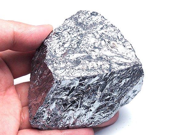 超お買い得!!高純度シリコン!!<br>今話題の高品質テラヘルツ鉱石(金属ケイ素)<BR>約242.6g