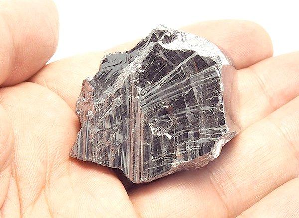 超お買い得!!高純度シリコン!!<br>今話題の高品質テラヘルツ鉱石(金属ケイ素)<BR>約40.3g