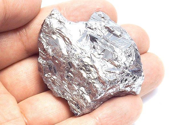 超お買い得!!高純度シリコン!!<br>今話題の高品質テラヘルツ鉱石(金属ケイ素)<BR>約19.4g