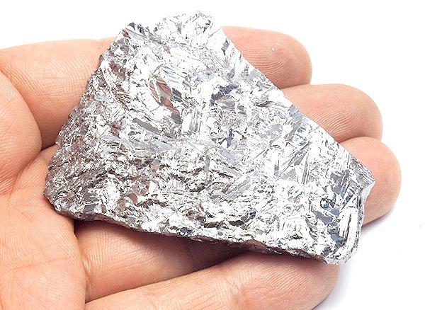 超お買い得!!高純度シリコン!!<br>今話題の高品質テラヘルツ鉱石(金属ケイ素)<BR>約26g