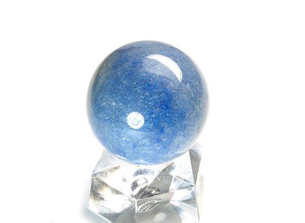 原石<br> ブルーアベンチュリンのエッグ<BR>インド産