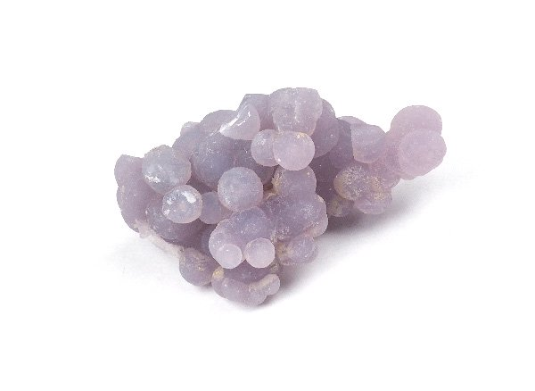 原石<BR>グレープカルセドニーの結晶<br>インドネシア・スラウェシ島