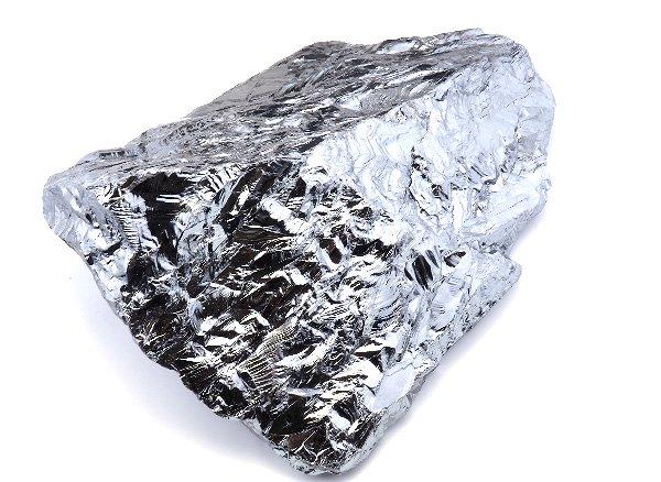 ★超お買い得!!高純度シリコン!!<br>今話題の高品質テラヘルツ鉱石(金属ケイ素)<BR>約370.3g