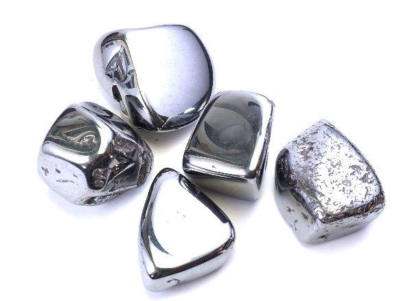 ★キャンペーン特価中!!<br>タンブル(大)<br>今話題の高純度テラヘルツ鉱石のタンブルセット<br>約84.3g