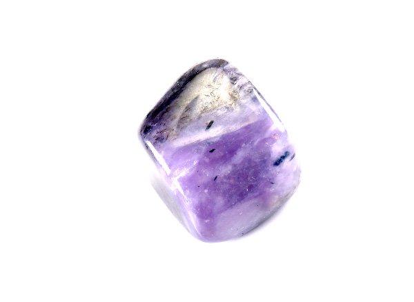 原石<br>チャロアイトのタンブル<br>ロシア産