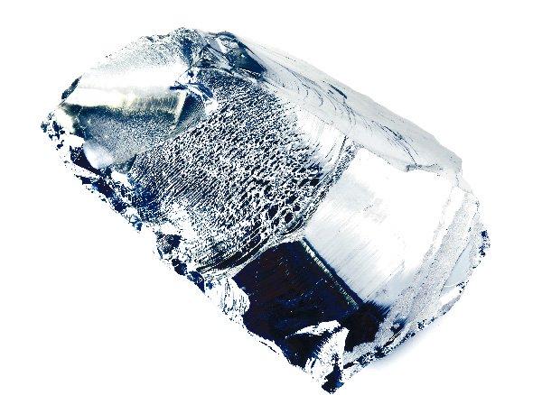 超お買い得!!高純度シリコン!!<br>今話題の高品質テラヘルツ鉱石(金属ケイ素)<BR>約183.6g