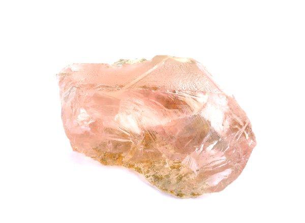 希少原石<br>ピンクフローライトの結晶体SA級<br>パキスタン・ナガール産