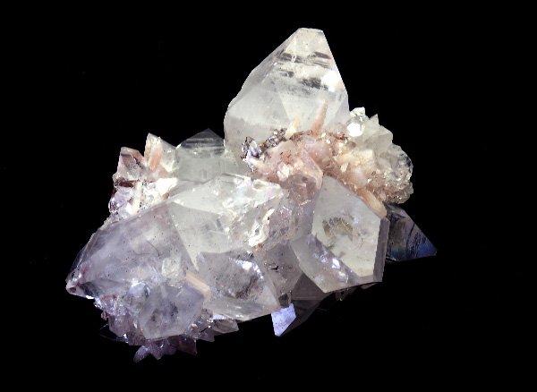 原石<br>アポフィライトのクラスター<br>インド・プーナ産