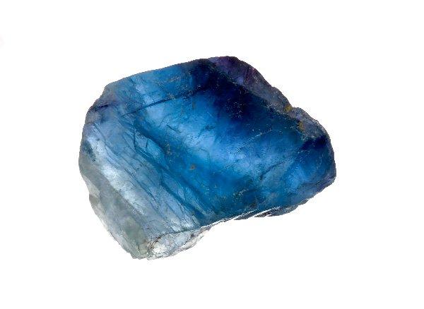 原石<br>ブルーフローライトの結晶<br>北部ナミビア産