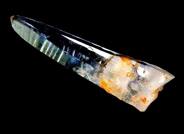 原石<br>極上の輝き!ゴールデンレムリアンシードのポイント<br>コロンビア産