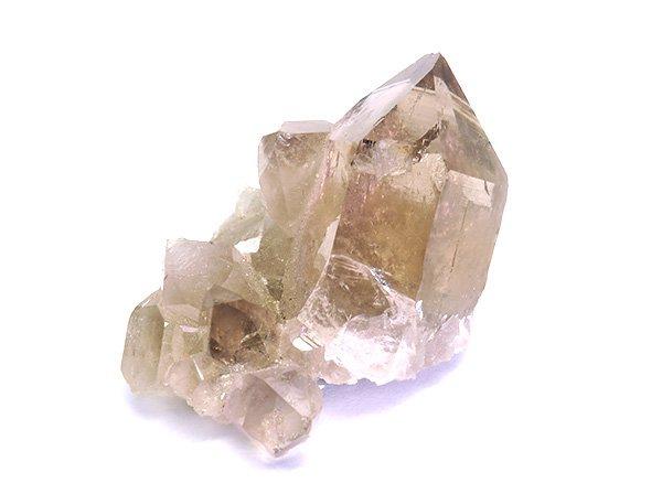 原石<br>スモーキークォーツのクラスター<br>南アルプス産