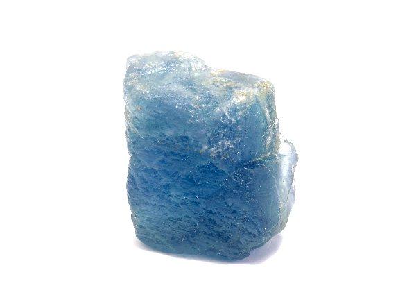 原石<br>黒い森のブルーフローライトの結晶<br>ドイツ・バーデン=ヴュルテンベルク州・シュヴァルツヴァルト・フェルトベルク山産