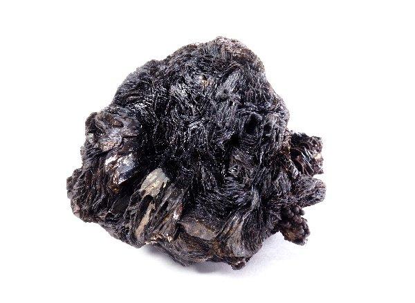 原石<br>ゲーサイトとレピドクロサイトの同質異像とヘマタイトの結晶<br>ブラジル・ミナスジェライス州産