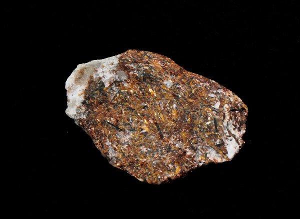 希少原石<br>希望と先見性の石 アストロフィライト<BR>ロシア・コラ半島産