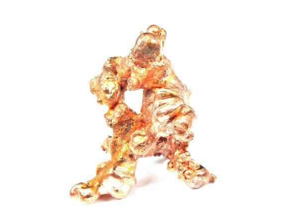 純銅(コッパー)の結晶