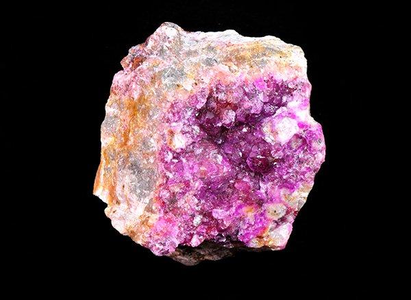 ★キラキラト輝くピンクの結晶原石<BR>可愛らしい!!コバルトカルサイトの結晶<BR>コンゴ産
