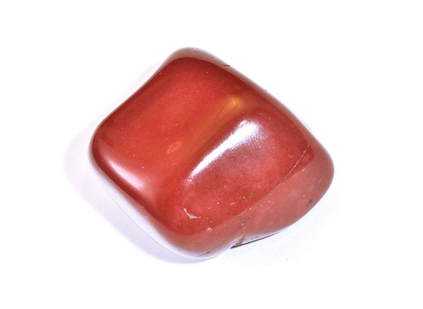 原石<BR>レッドジャスパーのタンブル<br>ブラジル産