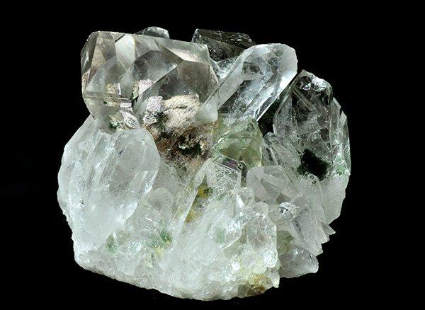 原石<br>美しすぎるガーデンクォーツクラスター<br>ブラジル・ミナスジェライス州コリント産