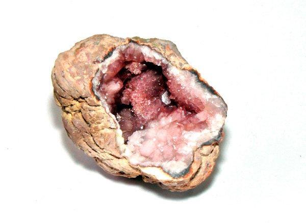 希少原石<br>可愛らしいピンクアメジストクラスター<br>アルゼンチン・パタゴニア産