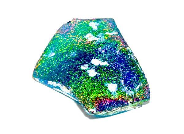 美しすぎる古代ガラス<BR>奇跡の銀化現象!!ローマングラスSA<br>アフガニスタン産