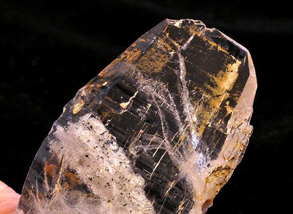 原石<br>ヒマラヤ・クォーツのポイント<br>パキスタン・スカルドゥ産