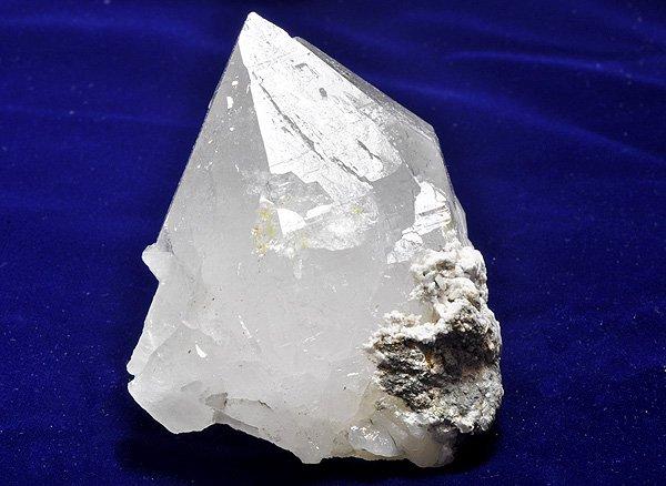 原石<br>ガネッシュ・ヒマール・クリスタル・ポイント(レコードキーパー入り)<br>ネパール・ラパ産