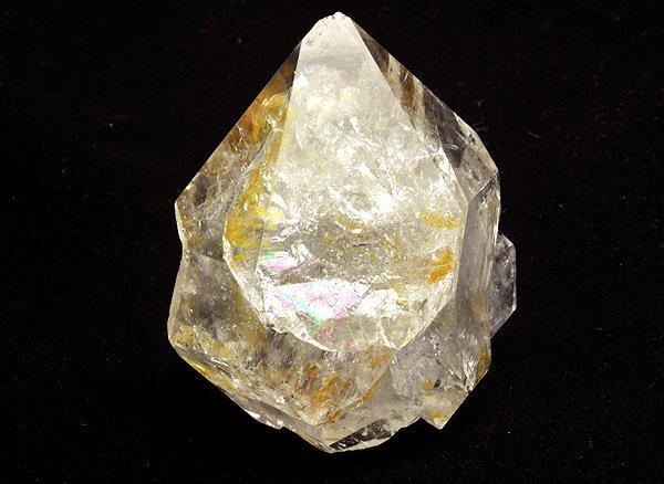 原石<br>ハーキマーダイヤモンド(両剣水晶)/ニューヨーク州ハーキマー産